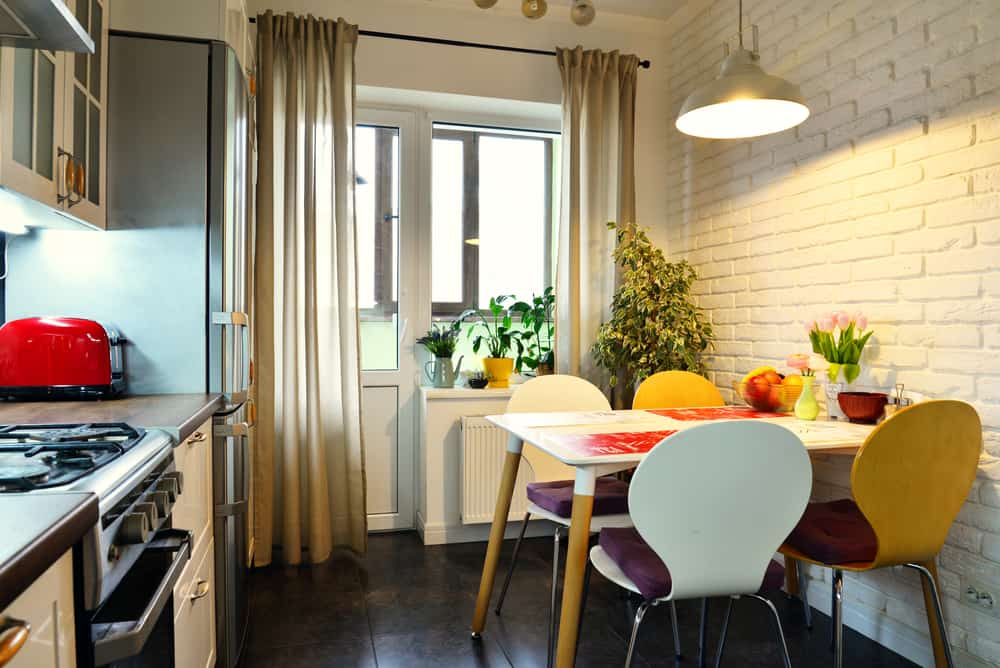 Add a Table small kitchen ideas