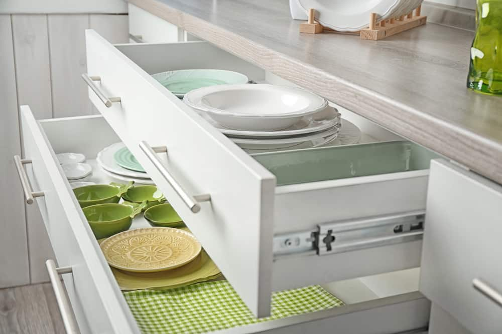 Drawers small kitchen ideas