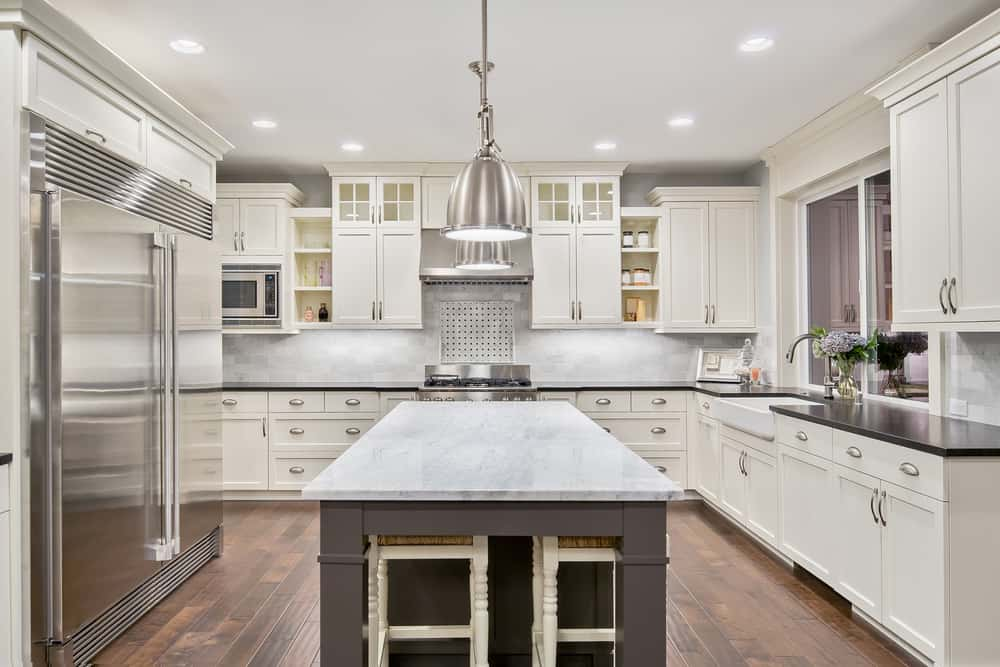 Kitchen Triangle kitchen makeover ideas