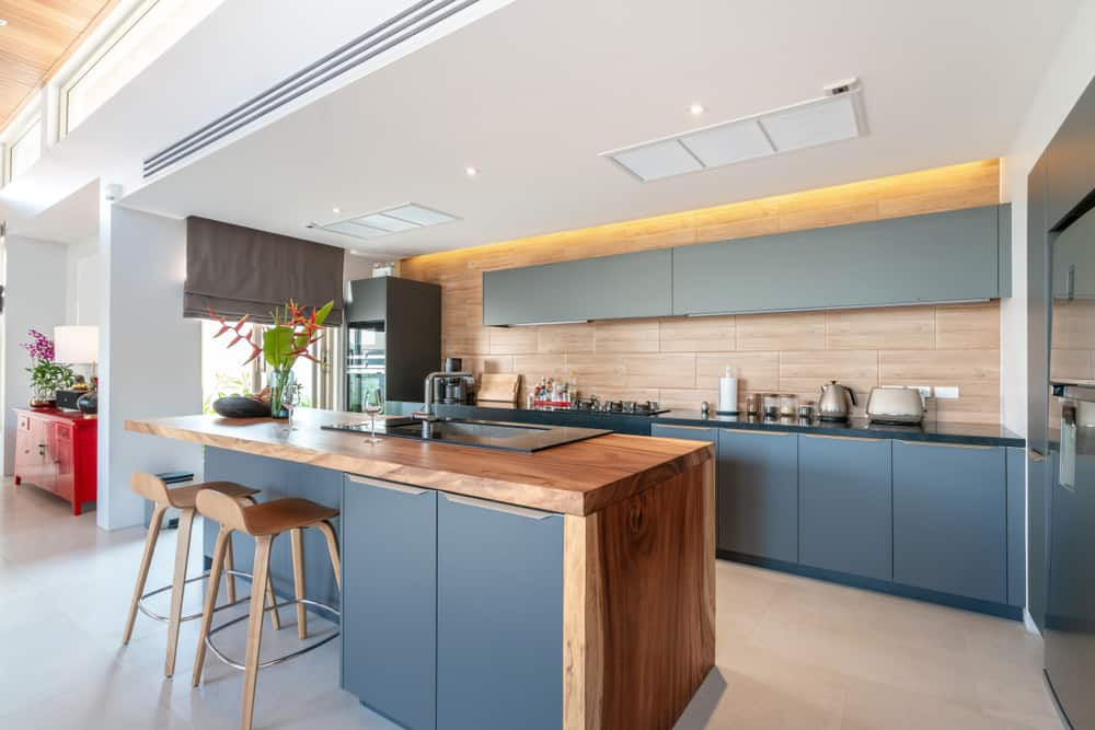 Let's Go to the Beach modern kitchen ideas