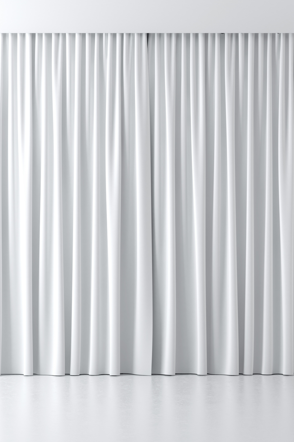Light and Soft Fabrics for Kitchen Curtain Ideas