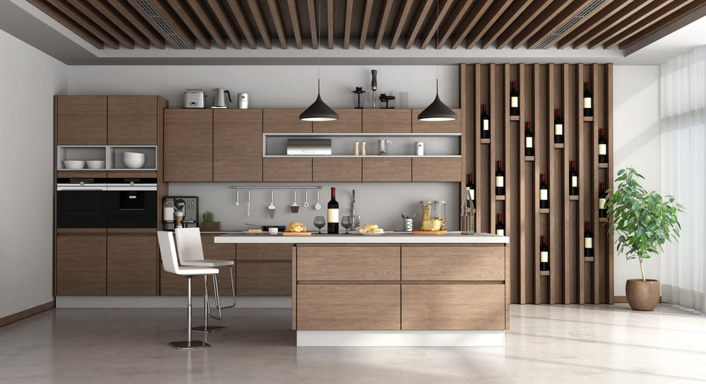 Maximize the Space kitchen cabinet ideas