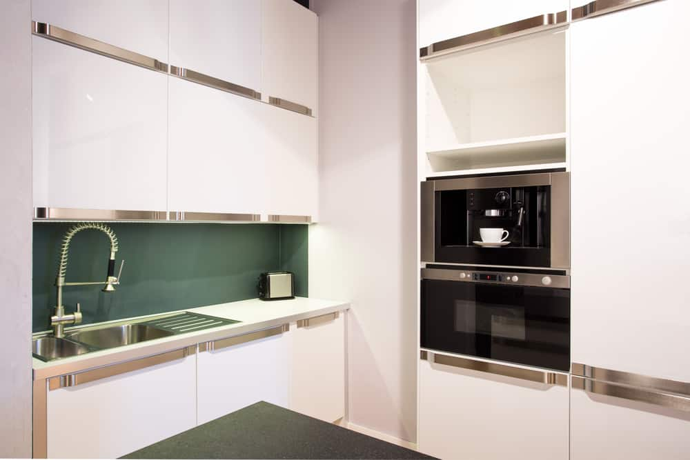 Minimalism Maximises Your Small Space modern kitchen ideas