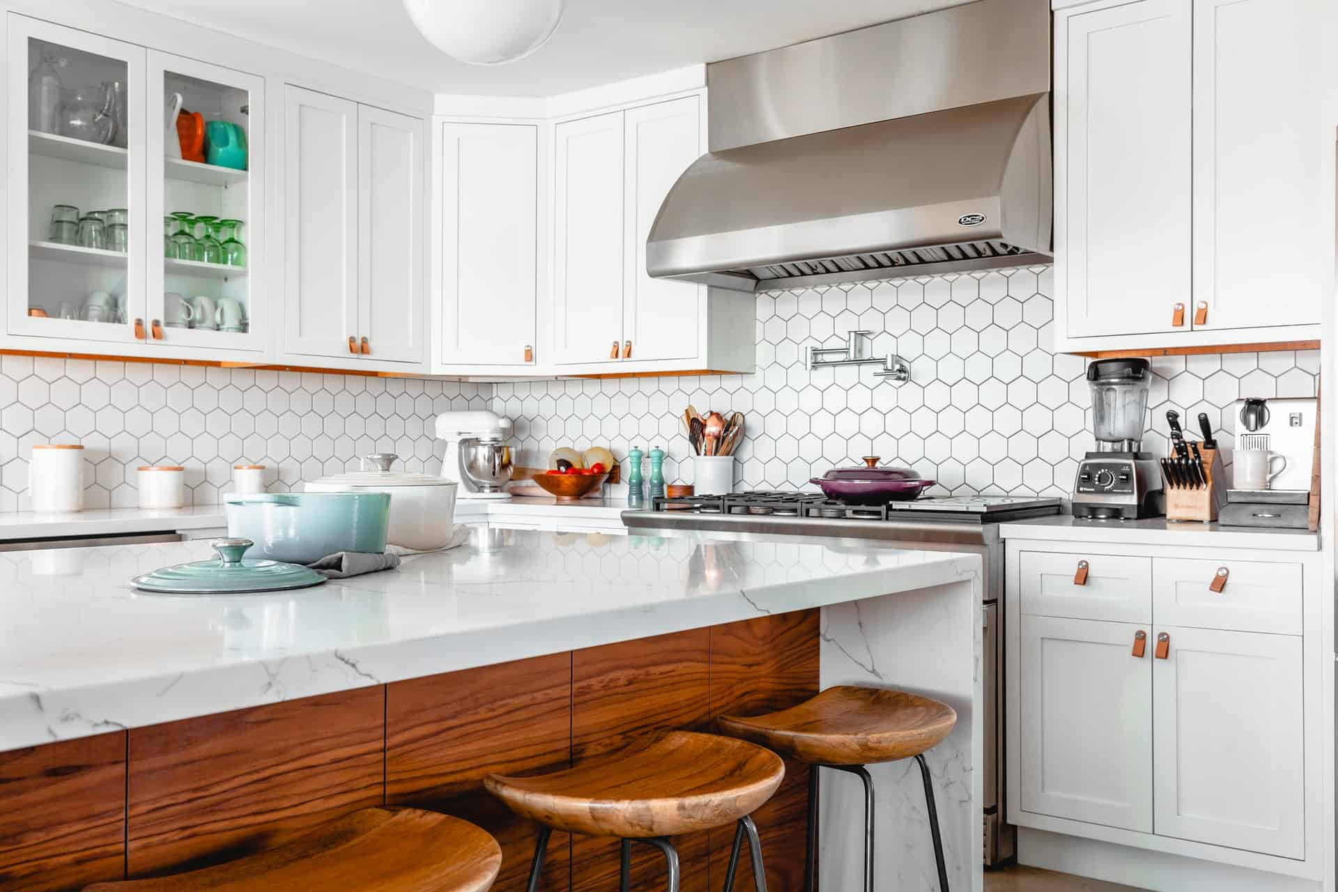 Mix the Elements coastal kitchen ideas