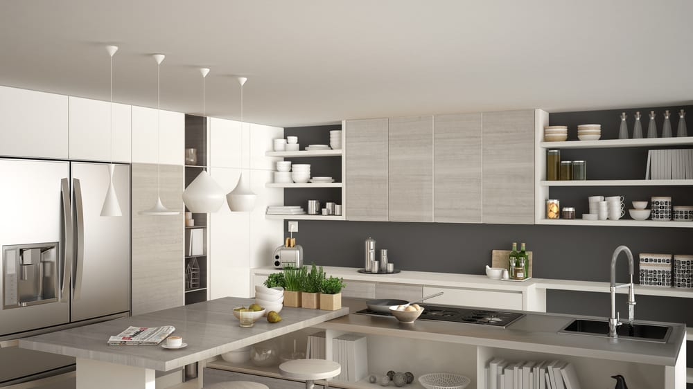 Open Some, Close Some kitchen cabinet ideas
