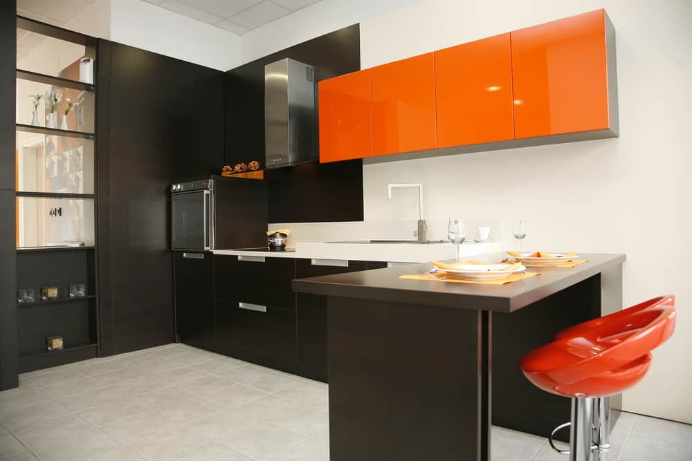 Orange You Glad You Visited This Site kitchen bar ideas