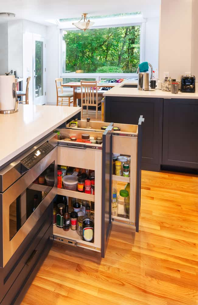 Spice Pull Outs kitchen cabinet ideas