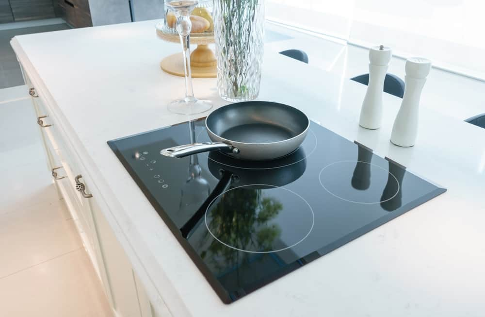 The Elegance of an Induction Cooktop kitchen cabinet hardware ideas