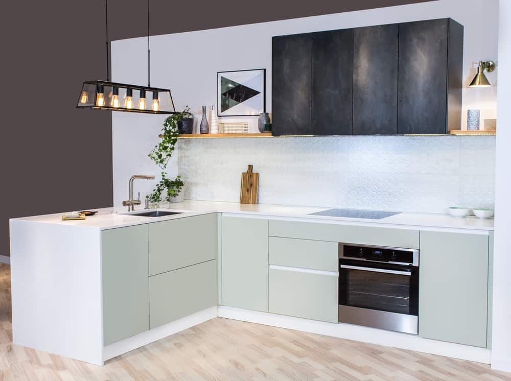The Modern Peninsula kitchen peninsula ideas