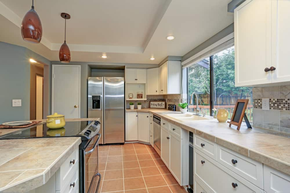 Tray Ceiling kitchen ceiling ideas