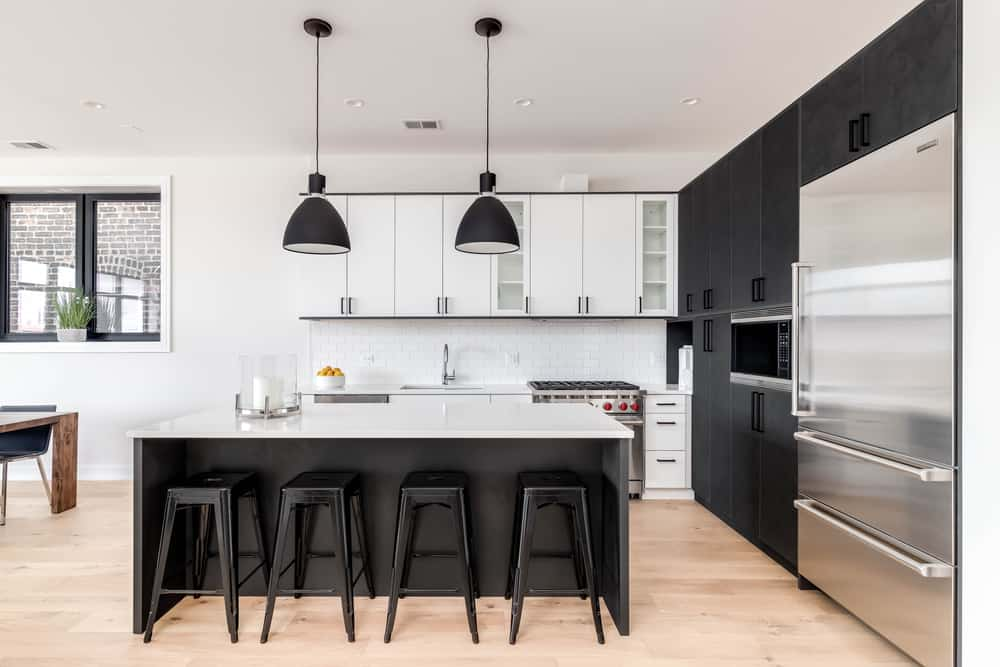 Upgrade Stools kitchen makeover ideas