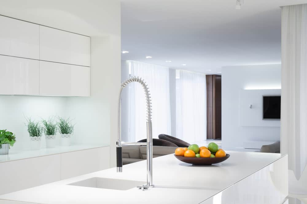 Use All Organic Colors white kitchen ideas