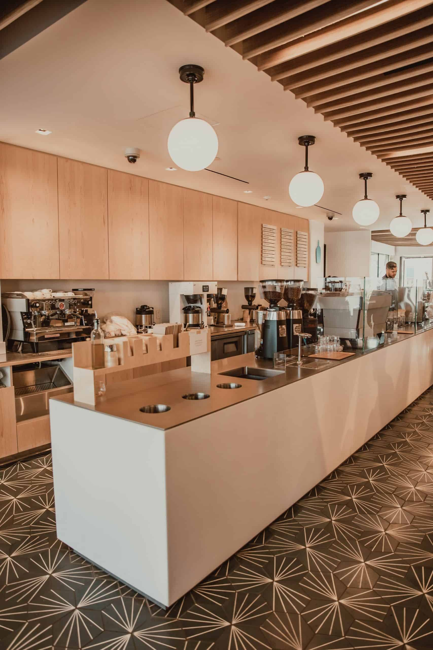 Wood And Drywall In Two Tiers kitchen ceiling ideas