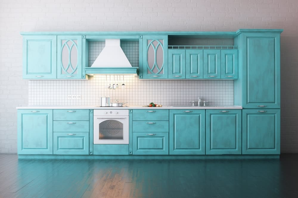 Your Favorite Color painted kitchen cabinets ideas