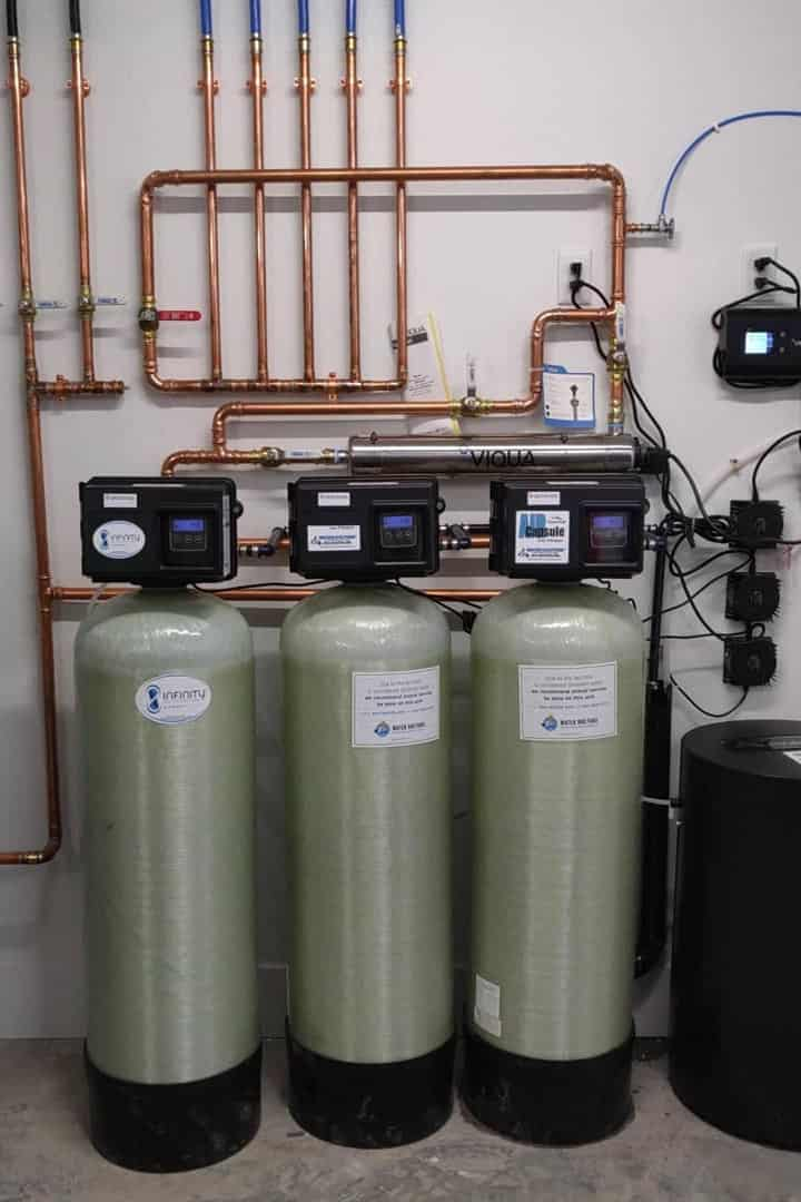 alternative to water softener