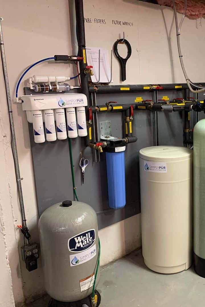alternatives to water softener