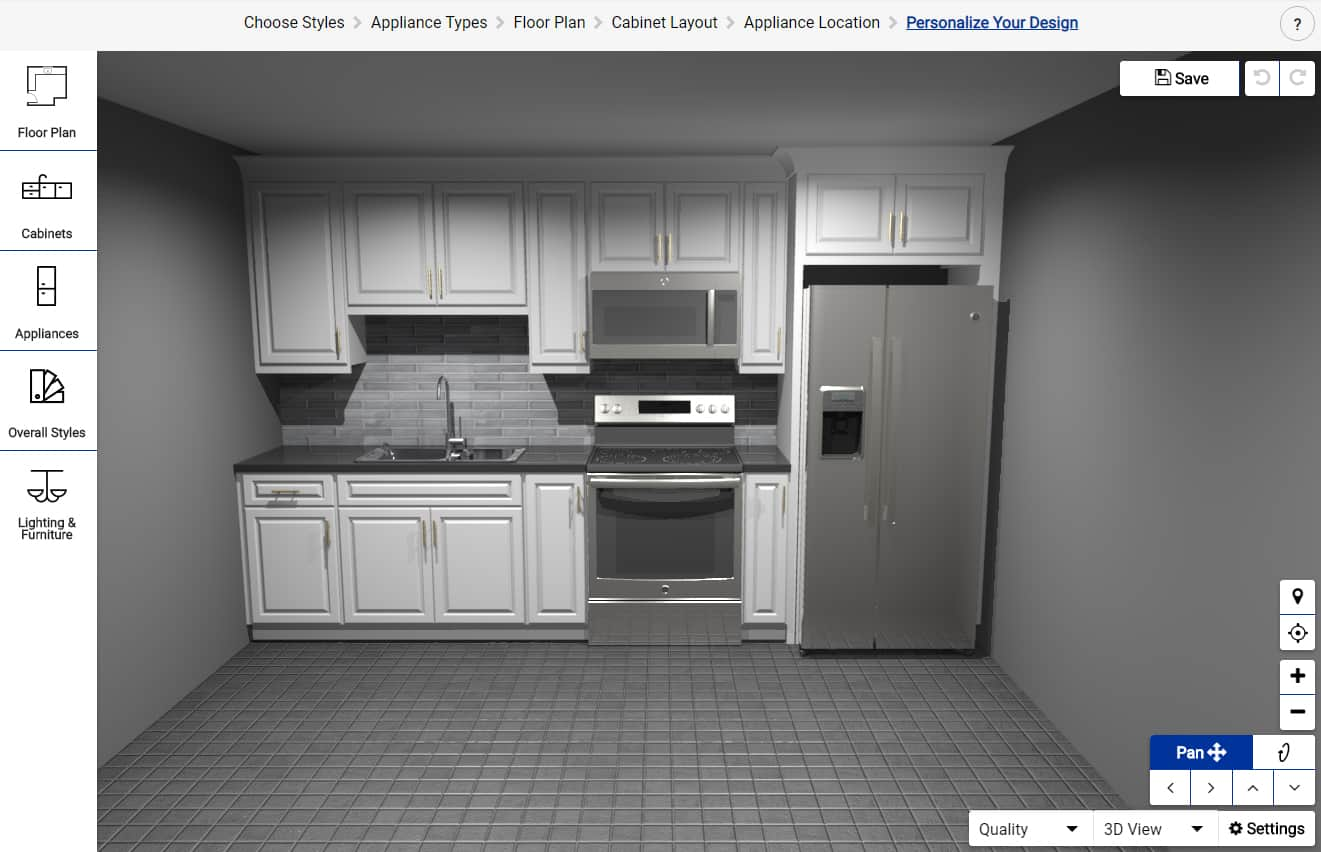 kitchen plans software