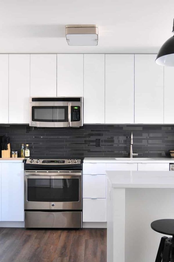 30+ Beautiful Monochrome Kitchen Ideas – Design & Pictures