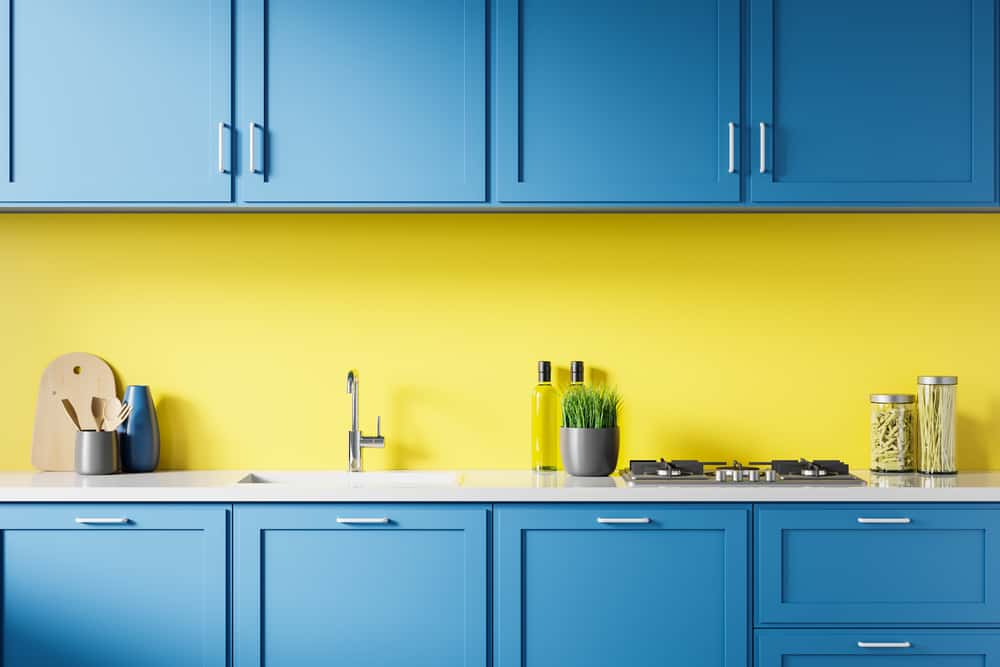 Candy-Colored Kitchens for the Ladies yellow kitchen ideas