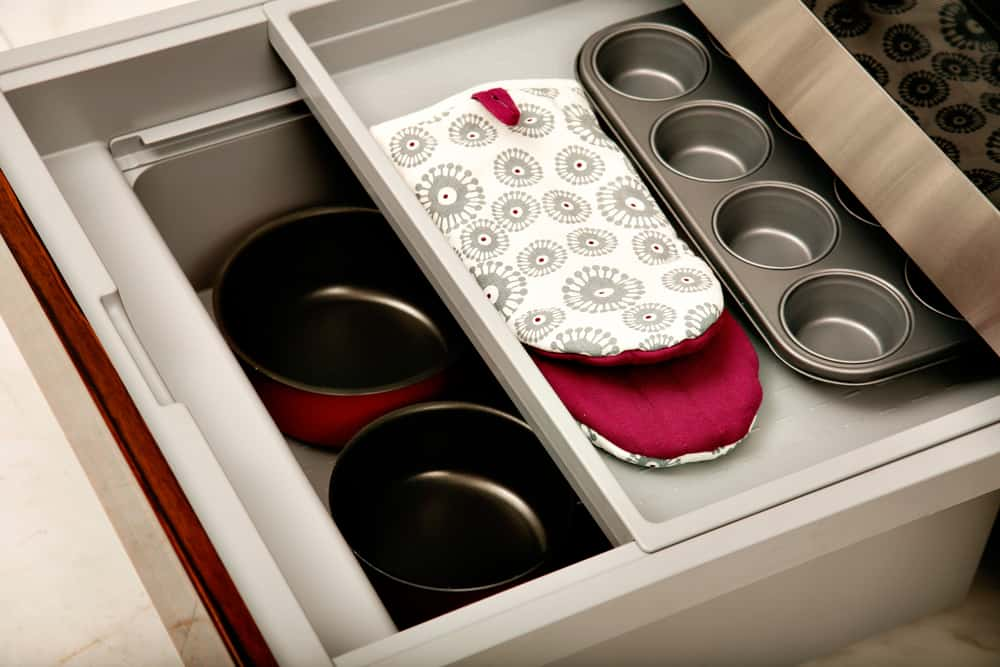 Compartment Within Compartments kitchen storage ideas