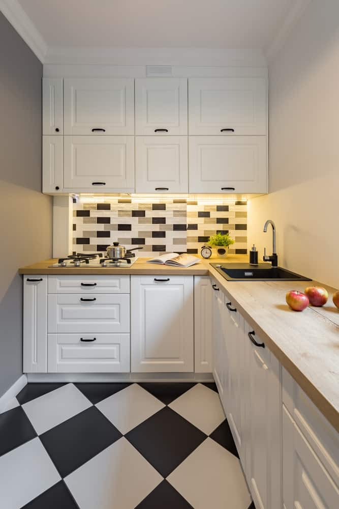 31 Tiny House Kitchen Ideas Designs Pictures