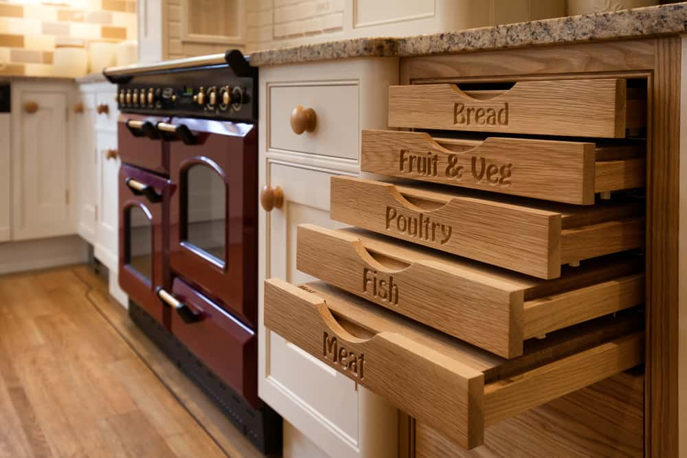 Dedicated Chopping Boards kitchen storage ideas