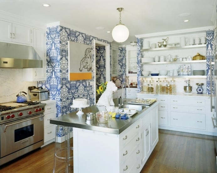 Oriental Feel retro kitchen ideas