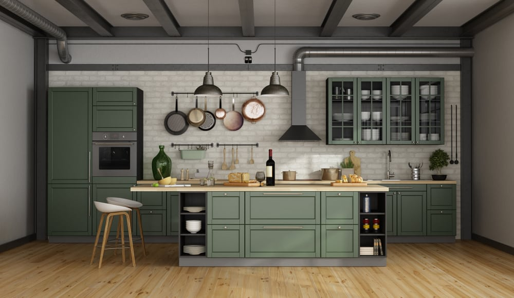 Pendant Lighting retro kitchen ideas