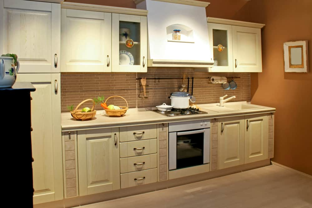 Range Hood Inserts retro kitchen ideas