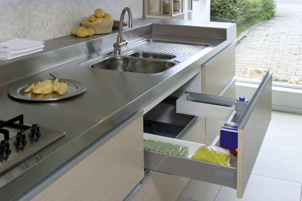 Under Sink Smart Storage Solution kitchen storage ideas