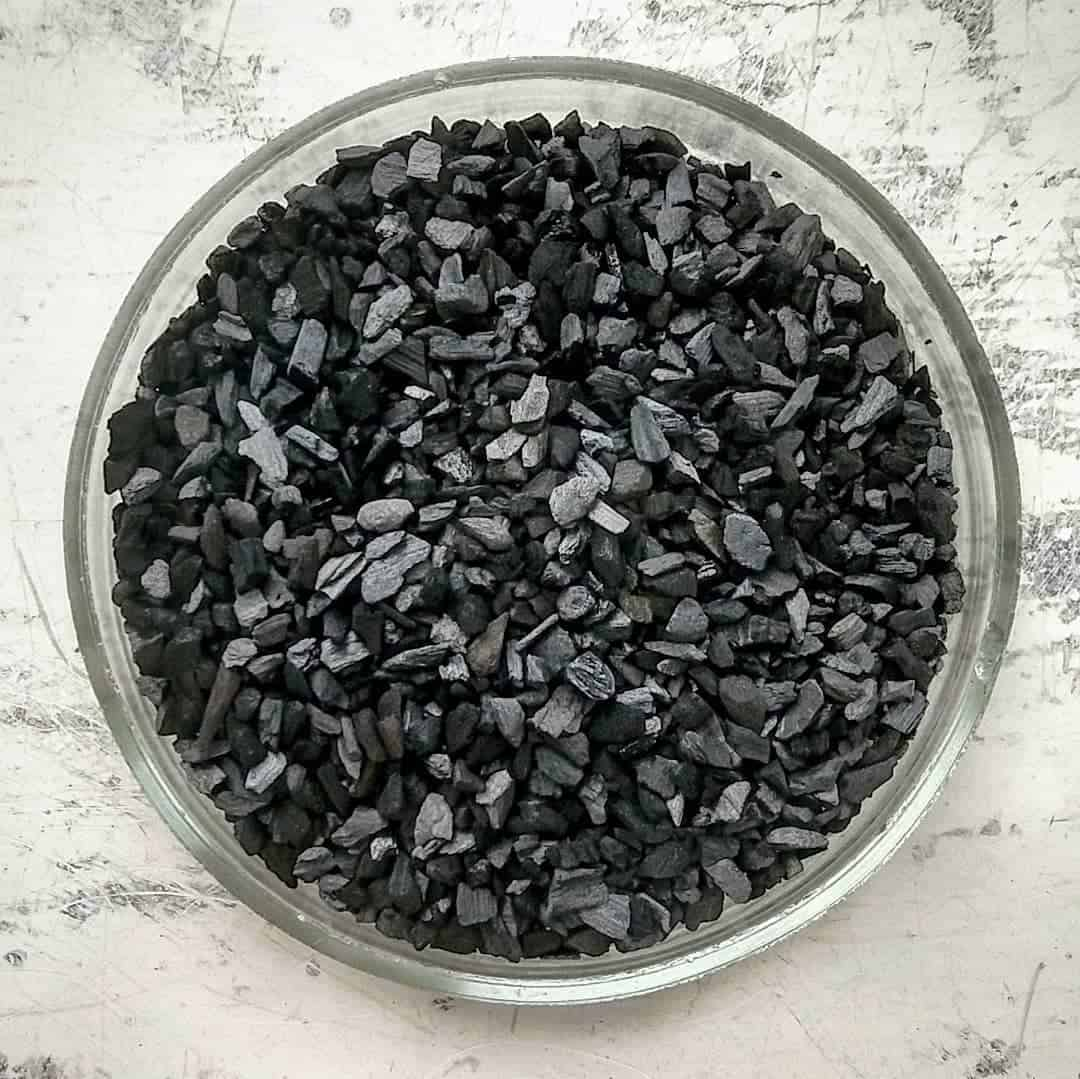 activated charcoal for water purification