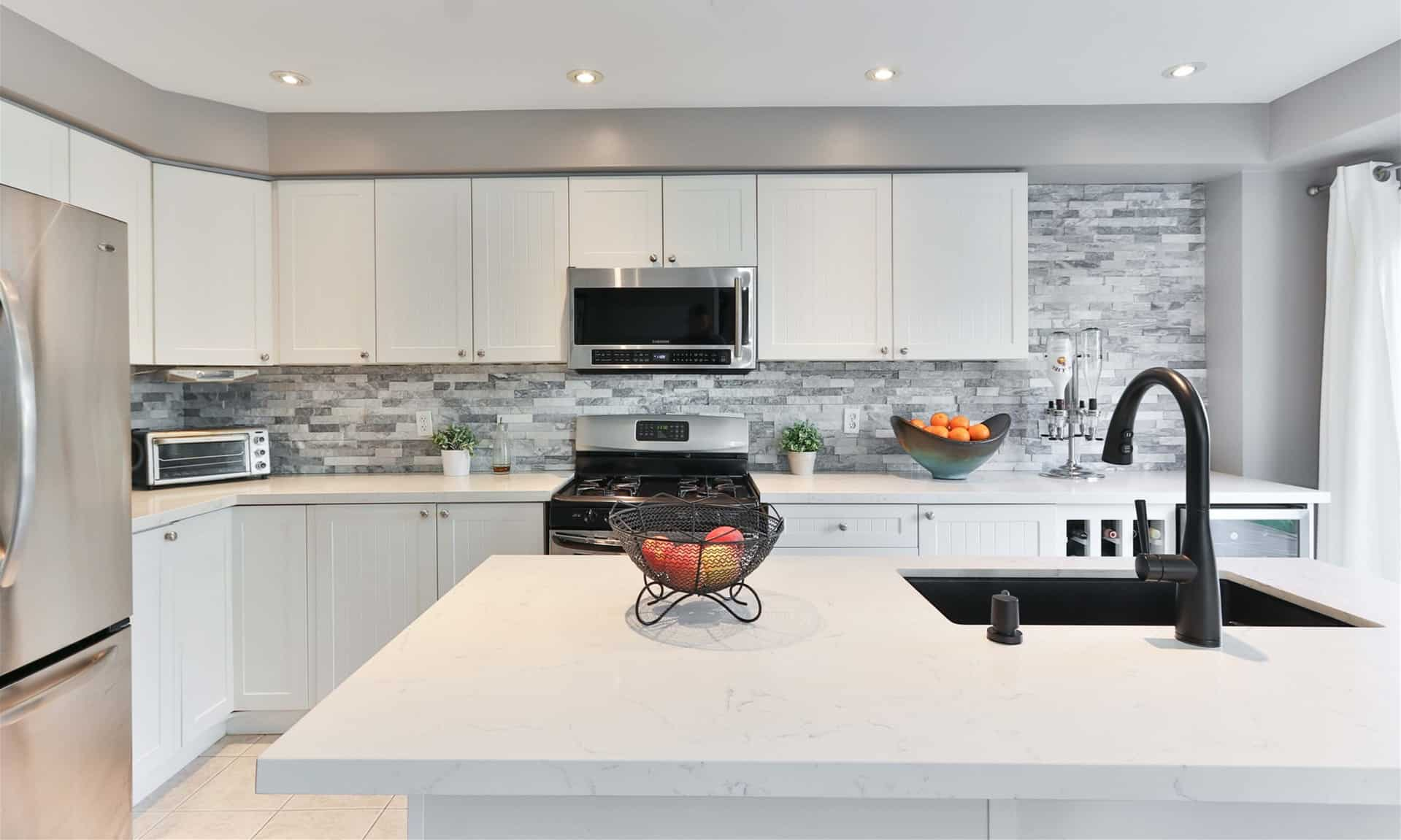 27 Stylish Kitchen Counter Ideas Designs Pictures