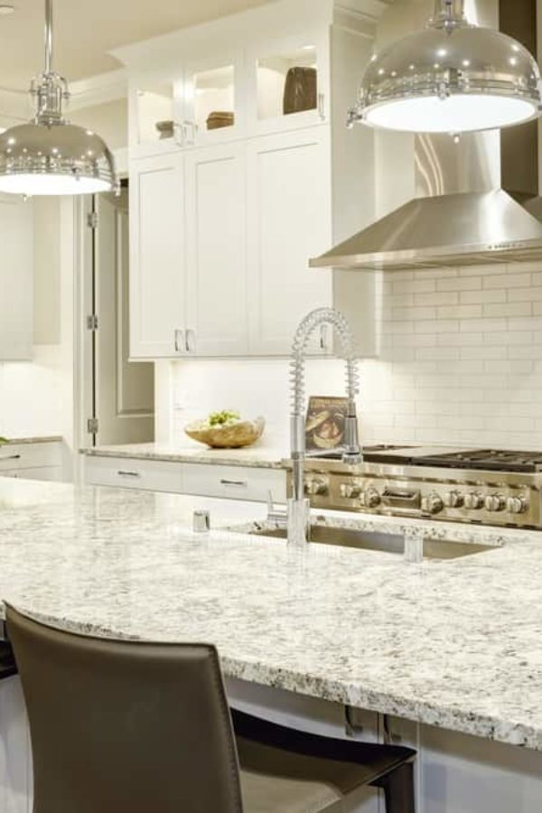 45 Kitchen Countertop Design Ideas