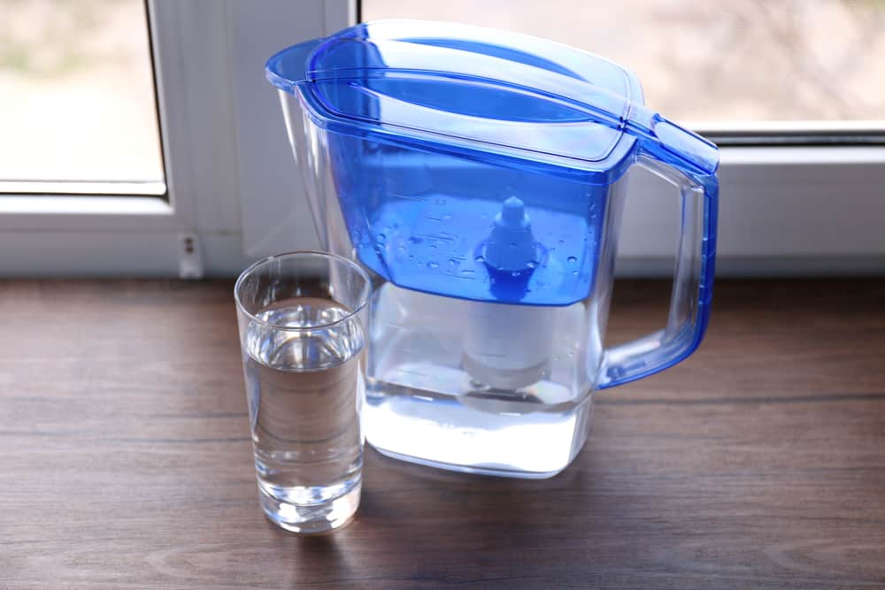 purified vs distilled water