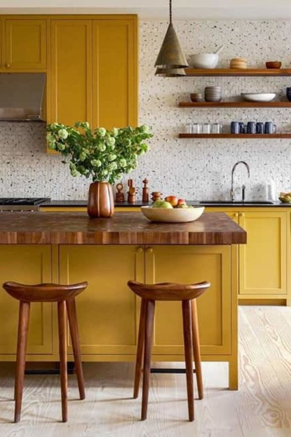 34 Stylish Yellow Kitchen ideas – Designs & Pictures